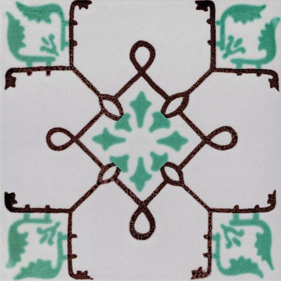 LR 20 Manganese verde de La Riggiola | Baldosas de cerámica