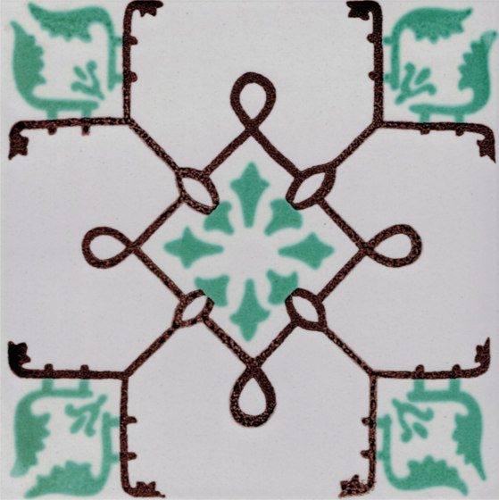 LR 20 Manganese verde di La Riggiola | Piastrelle ceramica
