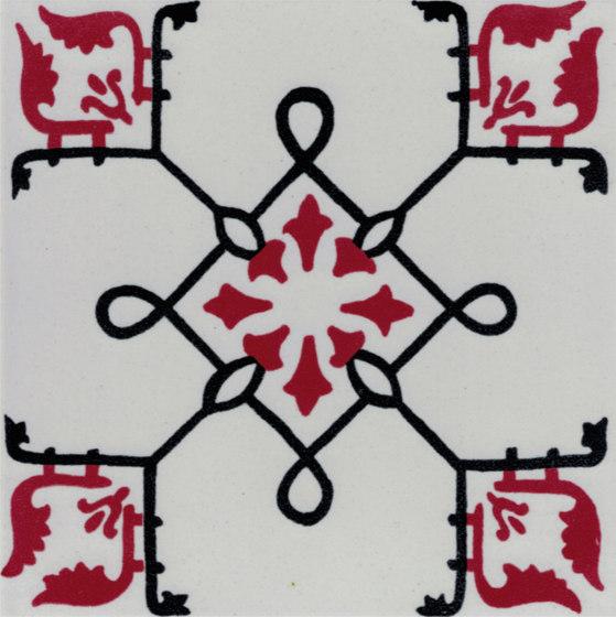 LR 20 Nero Rosso de La Riggiola | Baldosas de cerámica