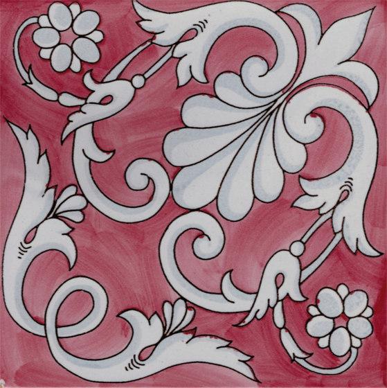 LR 60 rosso de La Riggiola | Carrelage céramique