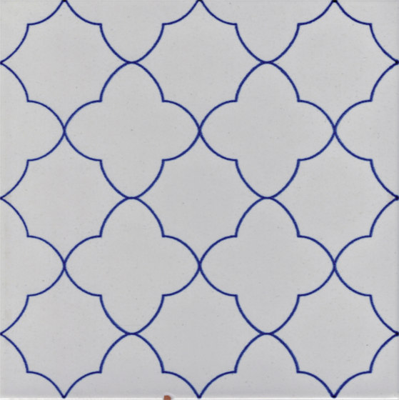 LR 140 Traforo blu de La Riggiola | Baldosas de cerámica
