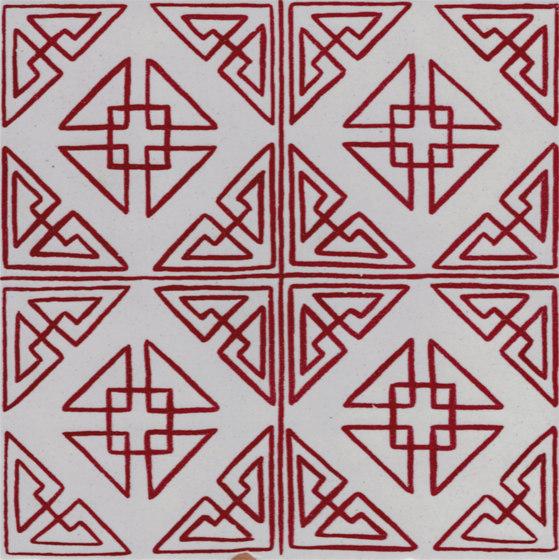 LR 4601 rosso de La Riggiola | Carrelage céramique