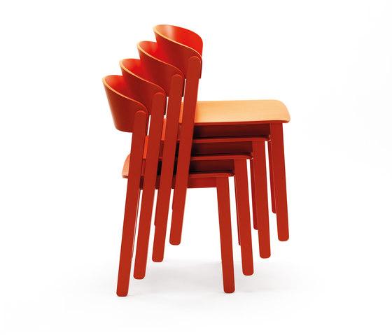PUR by Zilio Aldo & C | Multipurpose chairs