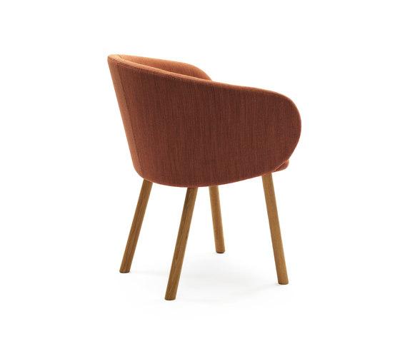 NASU by Zilio Aldo & C | Restaurant chairs
