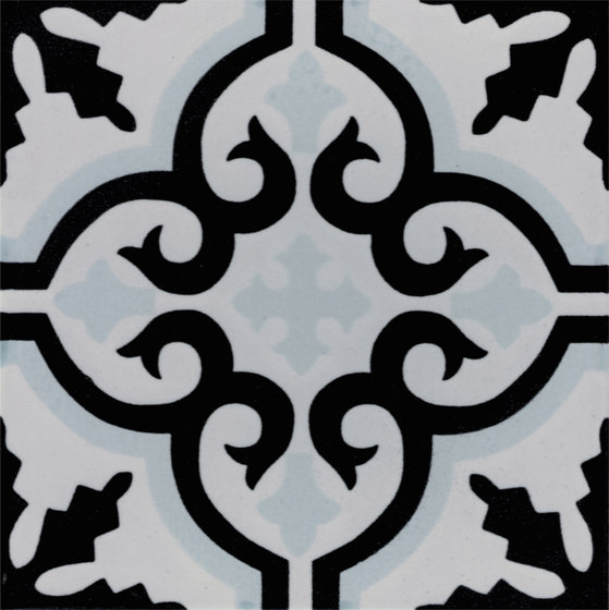 LR 12541 Essaouira nero grigio di La Riggiola | Piastrelle ceramica