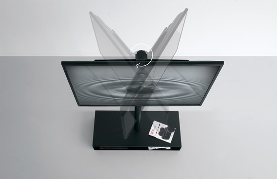 Spin 360 SN02 von Extendo | Multimedia Ständer