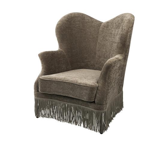 Bonaparte Chair de GUBI | Sillones