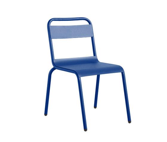 Biarritz chair von iSimar | Restaurantstühle