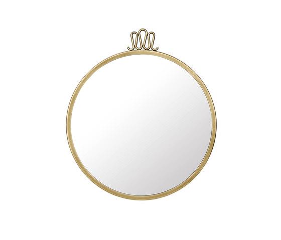 Randaccio Mirror Ø42 by GUBI | Mirrors