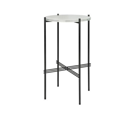 TS Table Ø40 console de GUBI   Mesas auxiliares
