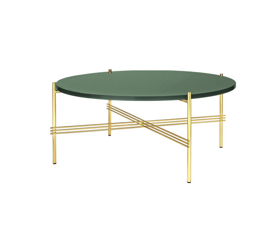 TS Table Ø80 di GUBI | Tavolini da salotto