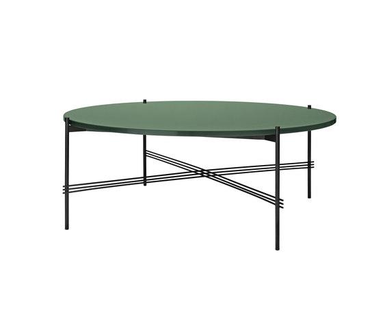 TS Table Ø105 de GUBI   Mesas de centro