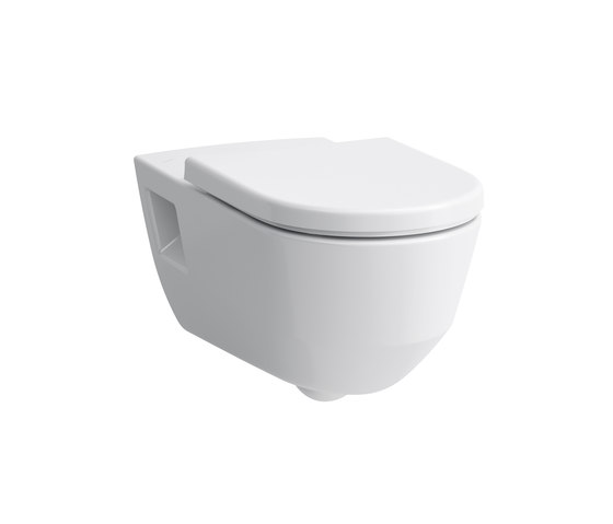 laufen pro liberty wall hung wc rimless toilets from laufen architonic. Black Bedroom Furniture Sets. Home Design Ideas