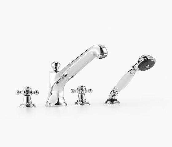 Madison - Deck-mounted bath shower set by Dornbracht | Bath taps