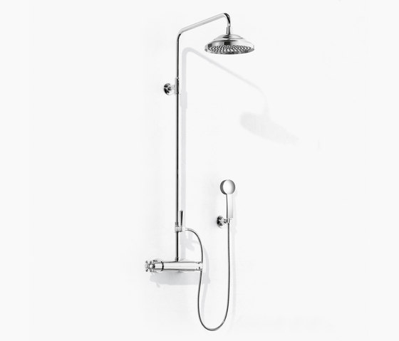 Madison - Wall-mounted shower thermostat by Dornbracht | Shower controls