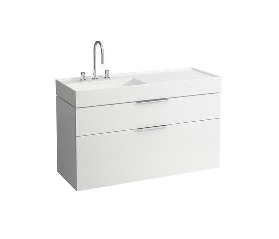 Kartell by laufen meuble sous lavabo meubles sous for Meuble laufen pro s