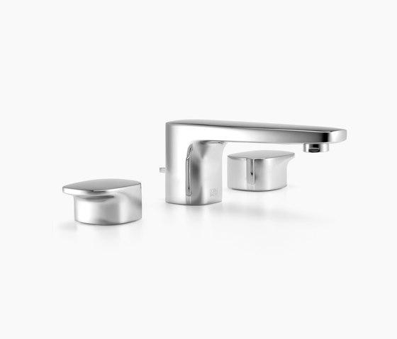Gentle - Three-hole basin mixer by Dornbracht | Wash basin taps