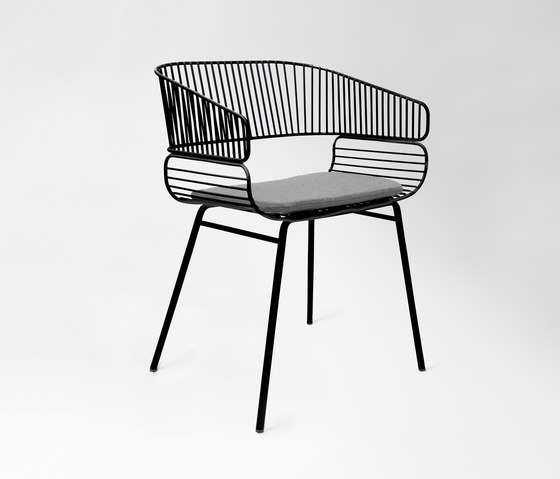 Trame | Outdoor by Petite Friture | Chairs