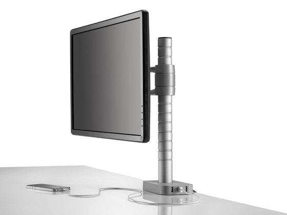 Flo Power Hub de Colebrook Bosson Saunders | Bras pour écran