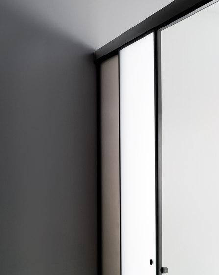 Aladin Slide Mono de Glas Italia | Portes intérieures