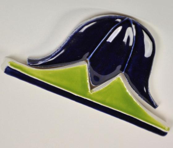 Campanula di La Riggiola | Piastrelle ceramica