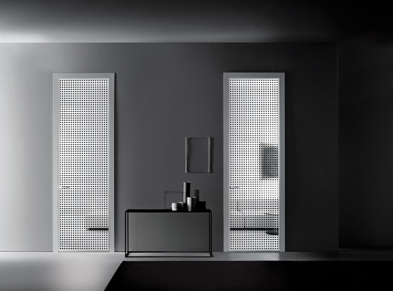 Aladin Swing Frame Duo by Glas Italia | Internal doors