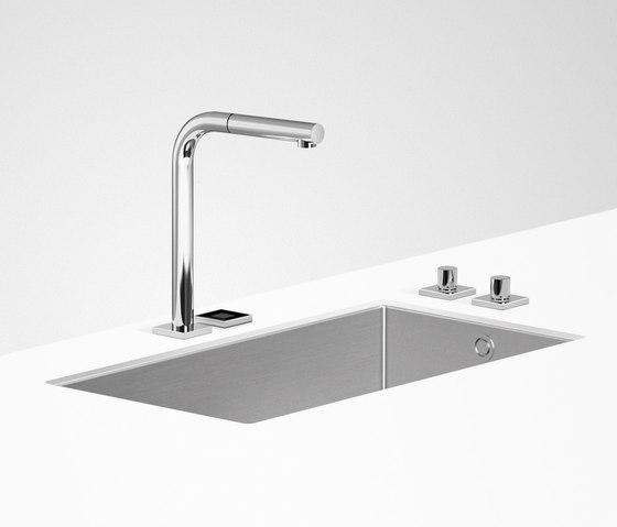 eUnit Kitchen - Electronic functional unit by Dornbracht | Kitchen sinks
