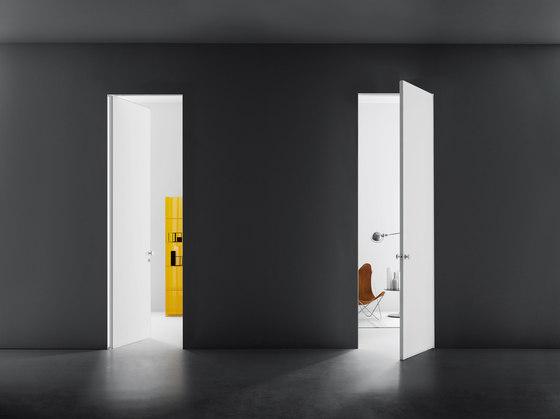 Aladin Swing Plain Mono de Glas Italia | Portes intérieures