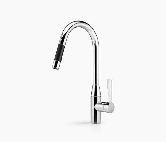 Sync - Single-lever mixer Pull-down by Dornbracht | Kitchen taps