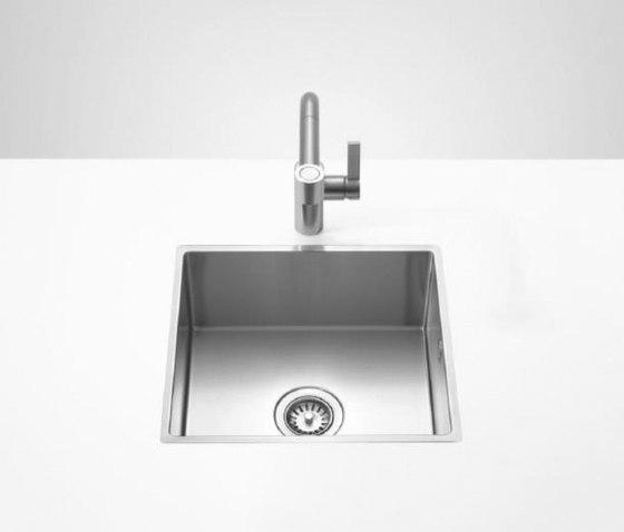 Water Units - Single sink by Dornbracht | Kitchen sinks