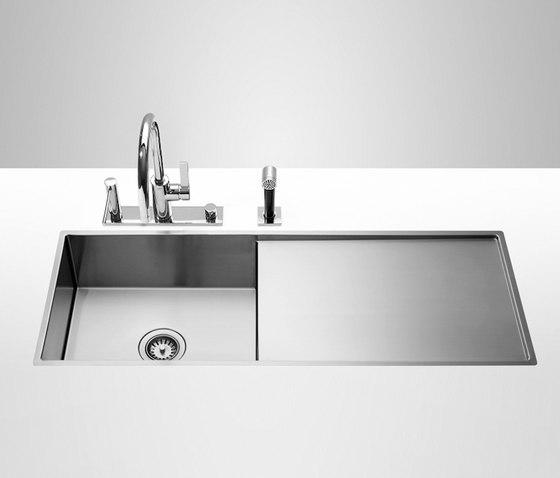 Water Units - Fregadero individual de Dornbracht | Fregaderos de cocina