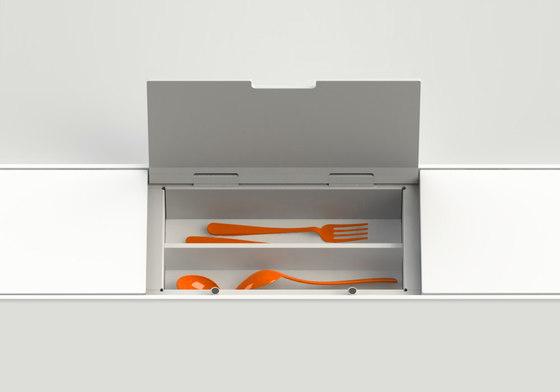 EasyRack Kitchen Flat | Portaposate di Domusomnia | Kitchen organization