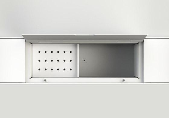 EasyRack Kitchen Flat | Portaspugne e detersivi di Domusomnia | Organizzazione cucina