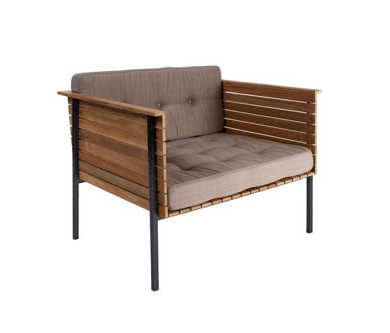 Häringe lounge armchair de Skargaarden | Fauteuils de jardin