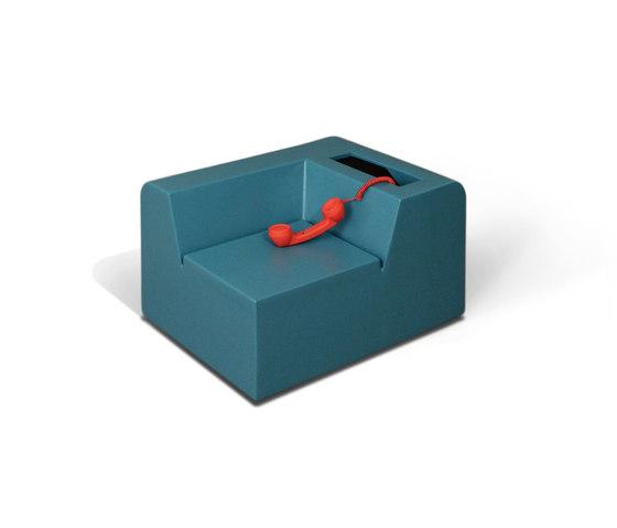 do_linette Kindersessel mit Büchernische von Designheiten | Kindersessel / -sofas