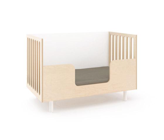 Fawn Toddler Bed | Conversion Kit di Oeuf - NY | Letti infanzia