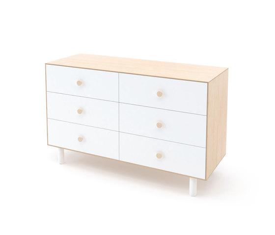 Fawn Merlin 6 Drawer Dresser di Oeuf - NY | Contenitori infanzia