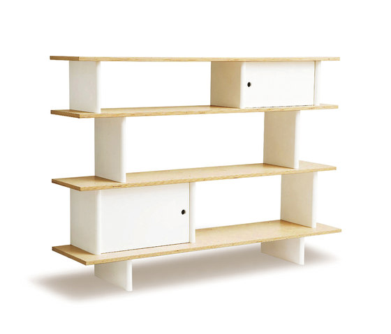 Mini Library by Oeuf - NY | Kids storage furniture