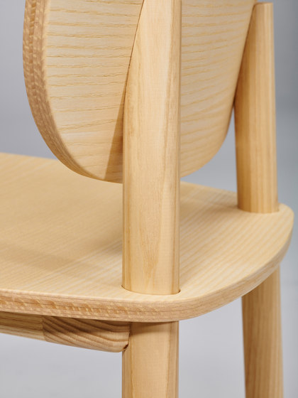 Paddle Chair by Cruso