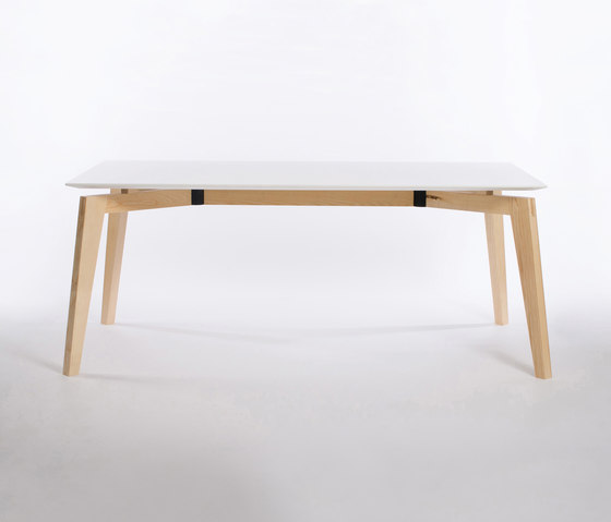 Private Space Dining Table Ash 180 by ellenberger | Dining tables