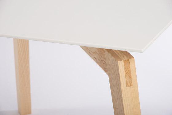 Private Space Dining Table Ash 240 di ellenberger | Tavoli pranzo