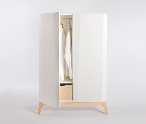 Private Space Small Closet by ellenberger | Cabinets