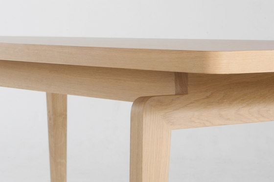 Private Space Dining Table Oak SL by ellenberger | Dining tables