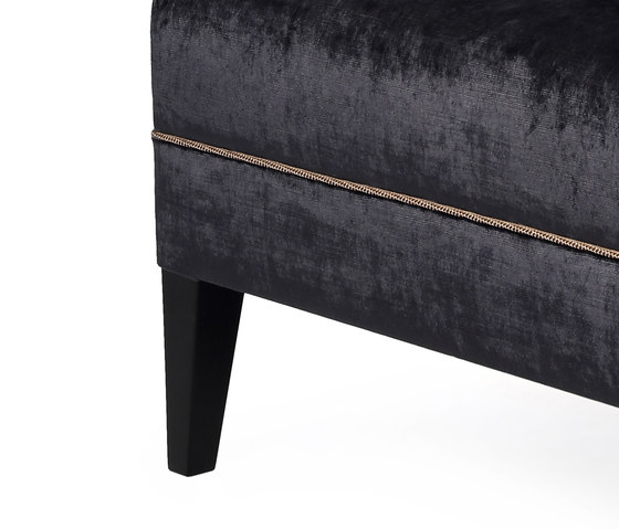 Bishop occasional chair by The Sofa & Chair Company Ltd | Armchairs