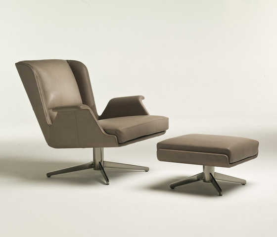 Garbo by i 4 Mariani | Armchairs