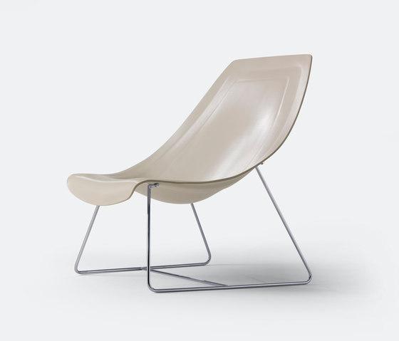 Ergonomischer Sessel Sitz Polsterung Design Mauro Lipparini
