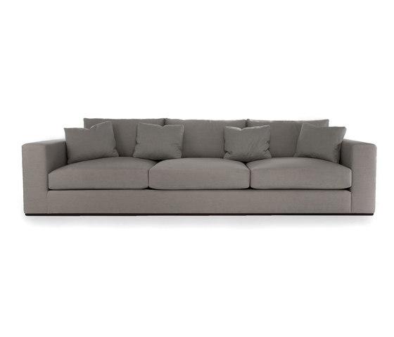 Braque Large sofa de The Sofa & Chair Company Ltd | Canapés d'attente