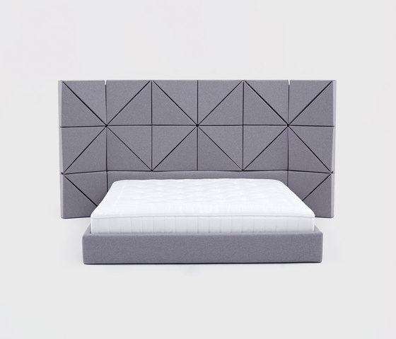 Floe Bed by Comforty | Bed headboards