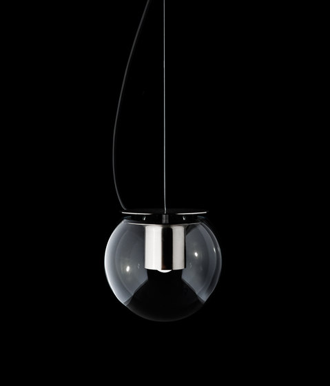 The Globe | 827 by Oluce | Suspended lights