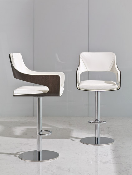Silhoutte by i 4 Mariani | Bar stools